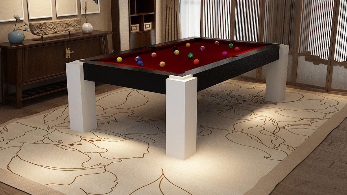 Monaco modern design Pool Table