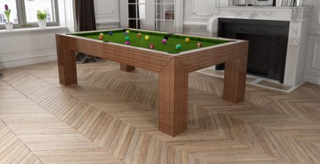 Istambul lacquered wood Pool Table