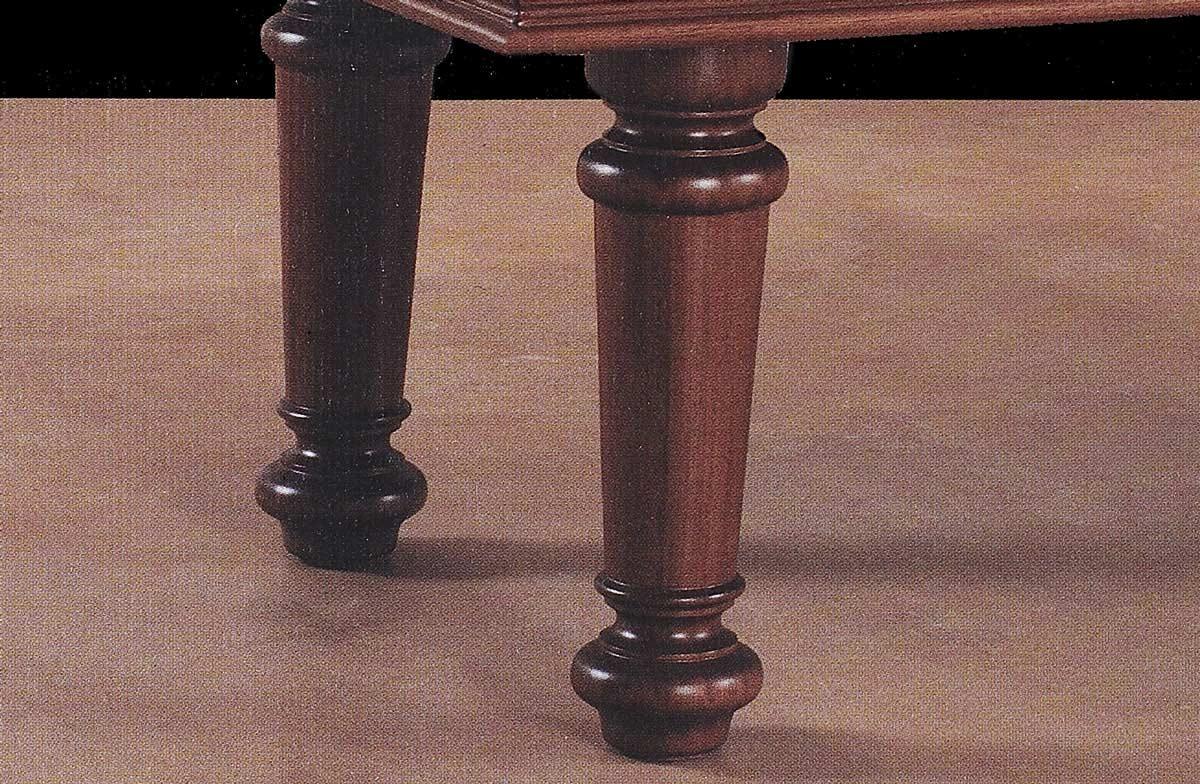Milano Pool Table legs