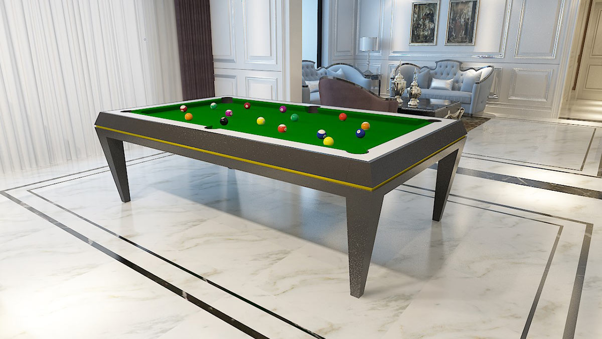 Dublino modern design Pool Table