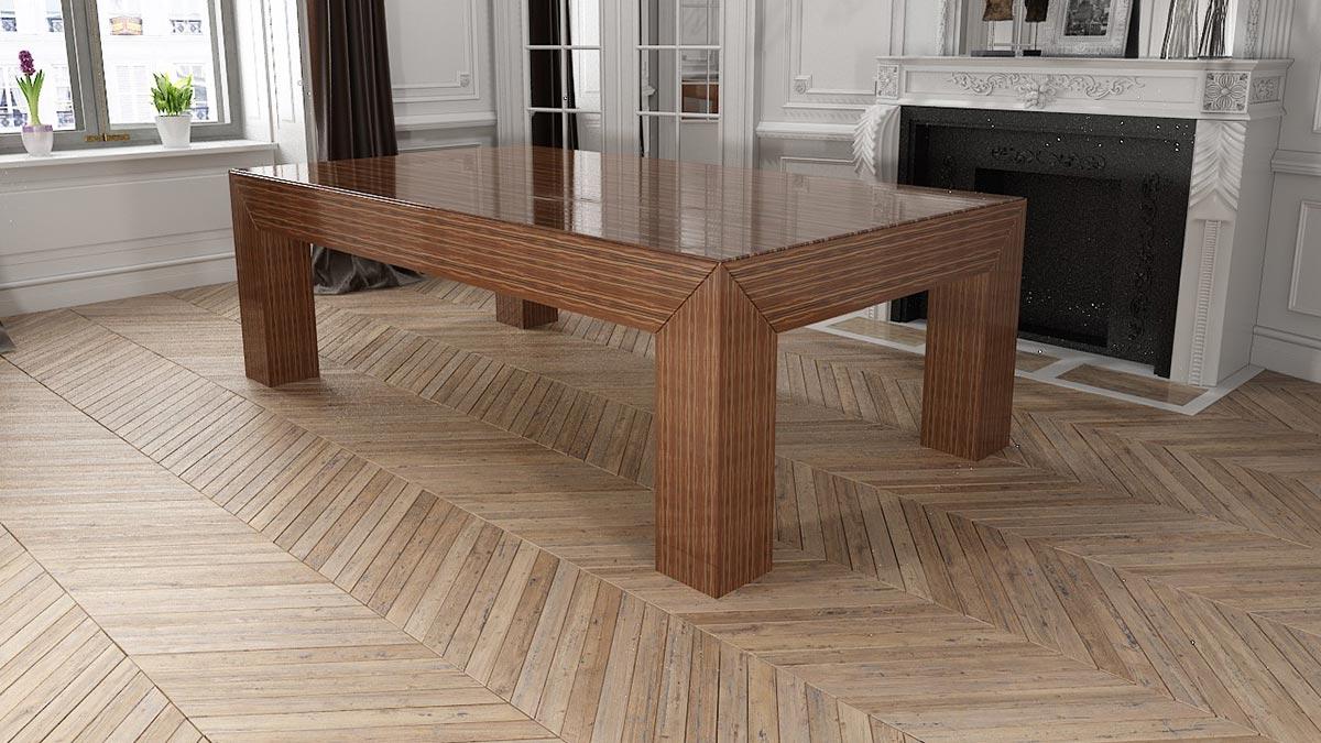 Istambul modern Pool Table dining