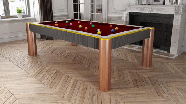 Madrid solid wood Pool Table