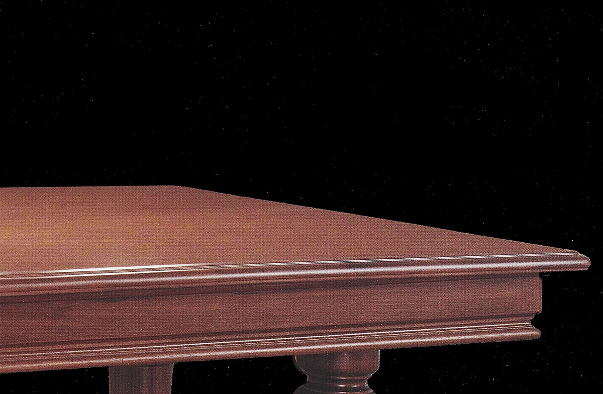 Milano solid wood Pool Table
