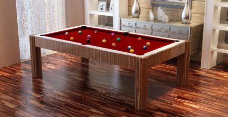 Londra wood Pool Table