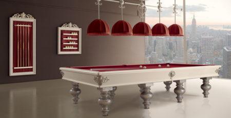 Bisanzio Luxury Billiard Table