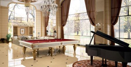 Giove Luxury Designer Pool Table