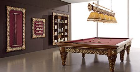 Olga Luxury Billiard Table