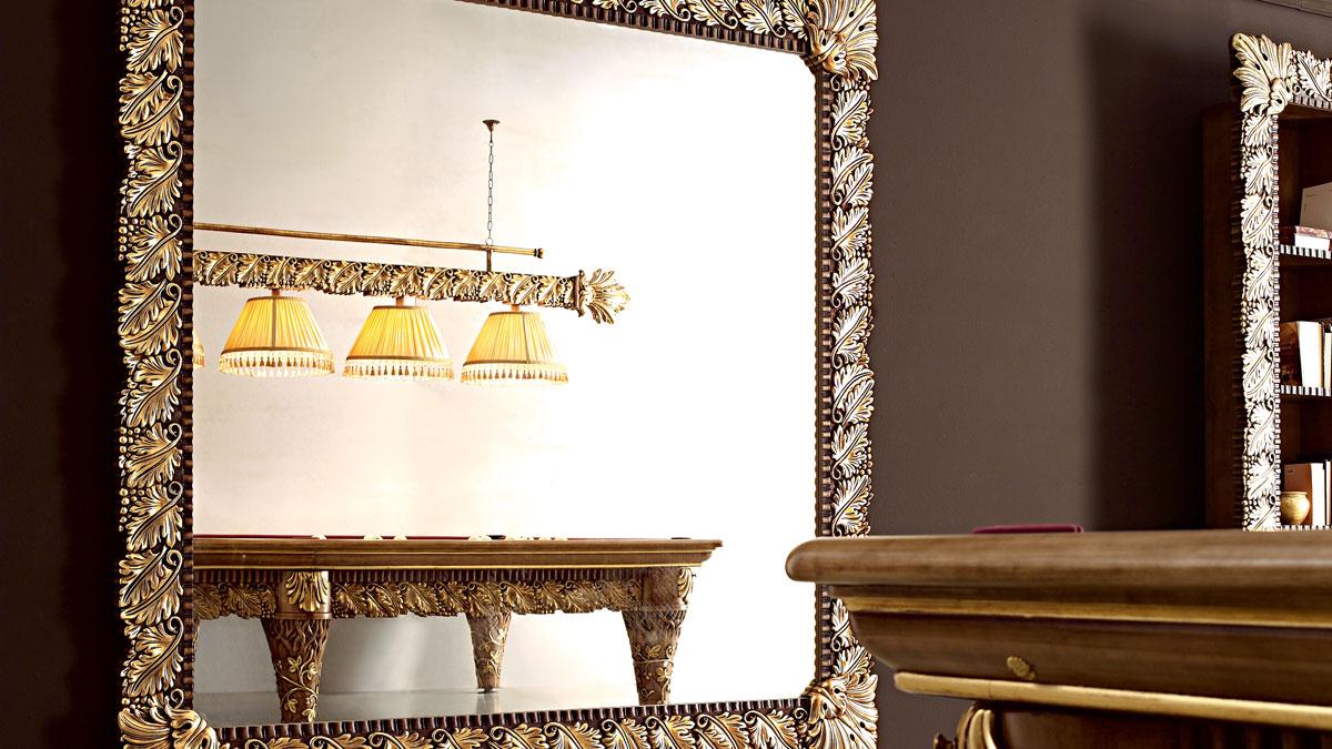 Olga Luxury Billiard Table mirror