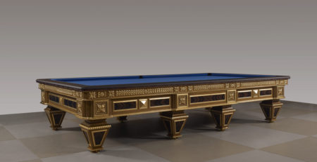 Zeus Luxury Billiard Table