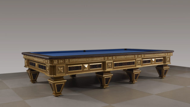 Zeus Luxury Billiard Table
