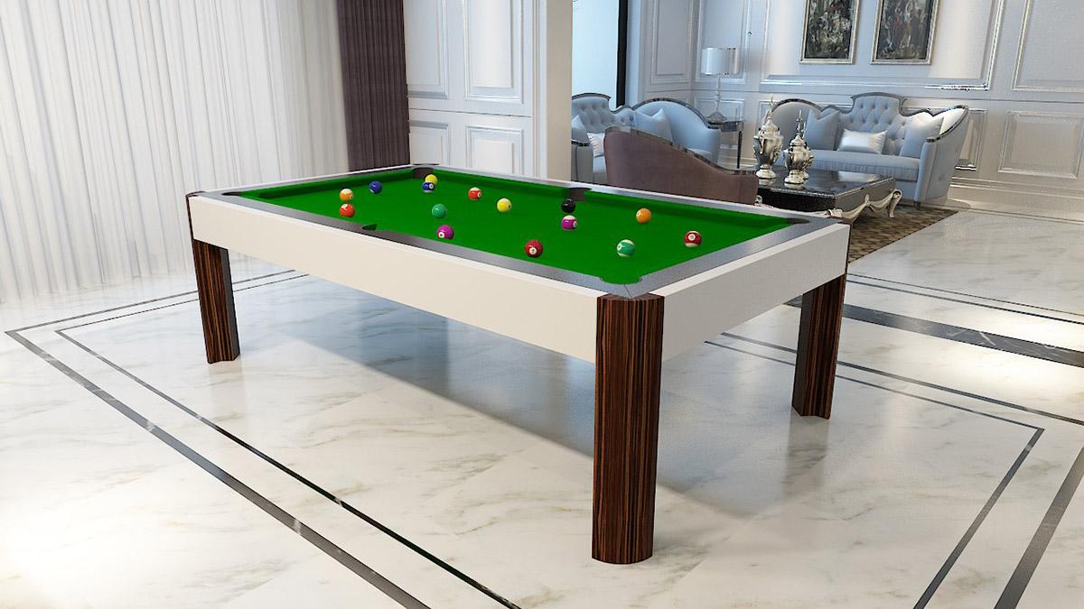 Berlino modern Pool Table