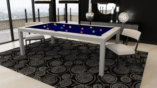 Eiffel Pool Table